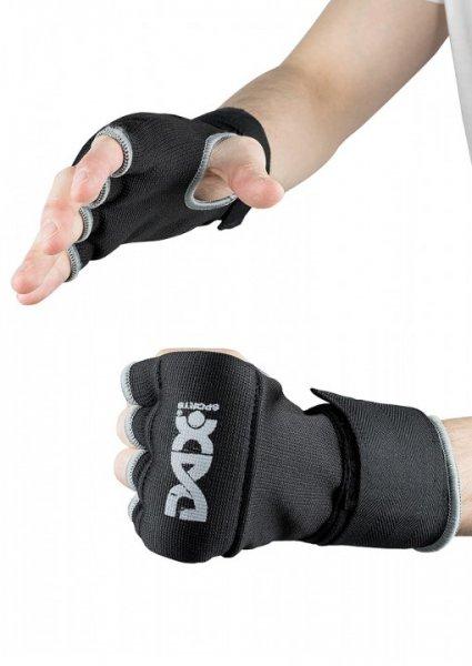 DAX PRO LINE - Innenhandschuhe - Gel - schwarz/grau