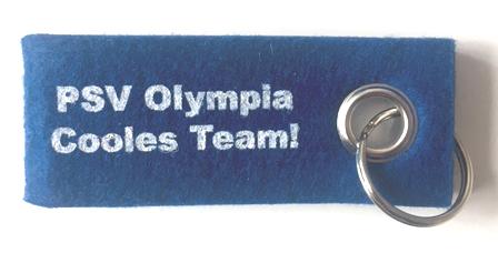 "Schlüsselanhänger ""PSV OLYMPIA"""