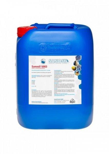 Matten-Desinfektionsmittel, Sanosil S003, 5 kg