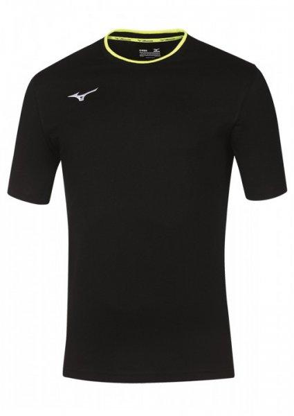 Herren T-Shirt MIZUNO M18, schwarz
