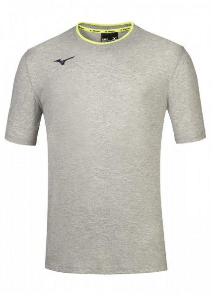 Herren T-Shirt MIZUNO M18, grau