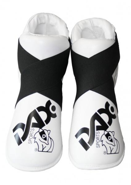 """DAX """"CLASSIC"""" Fußschutz - weiß"""