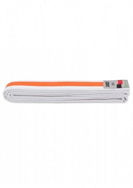 DAX Gürtel - weiß/orange