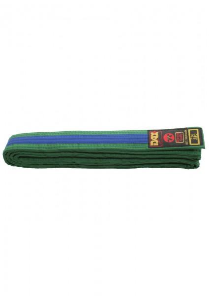 DAX Gürtel - grün/blau