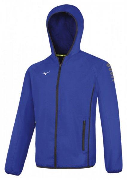 Herren Sportjacke MIZUNO M18, blau