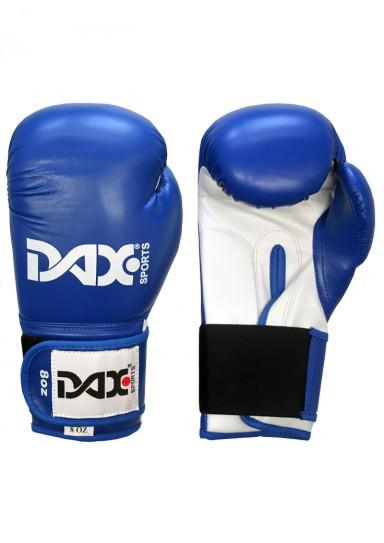 """DAX """"JUNIOR"""" Boxhandschuh - blau"""