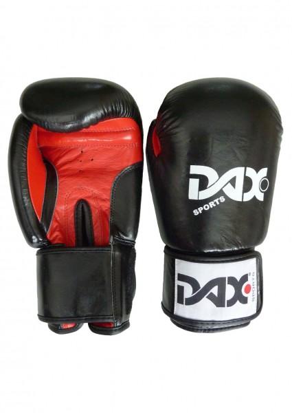 DAX Boxhandschuh TT - Leder - rot