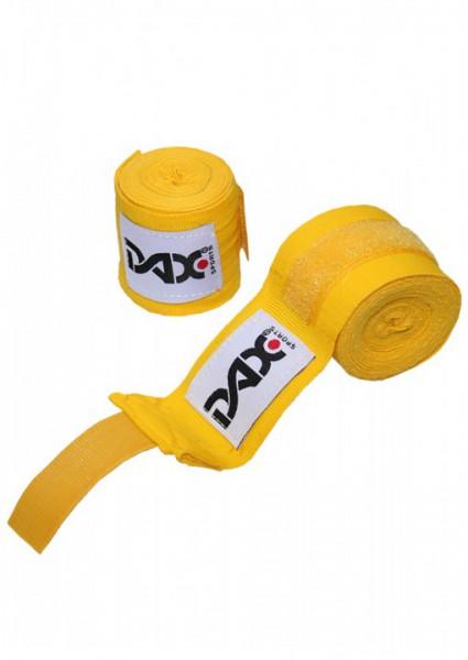 DAX Boxbandage - gelb