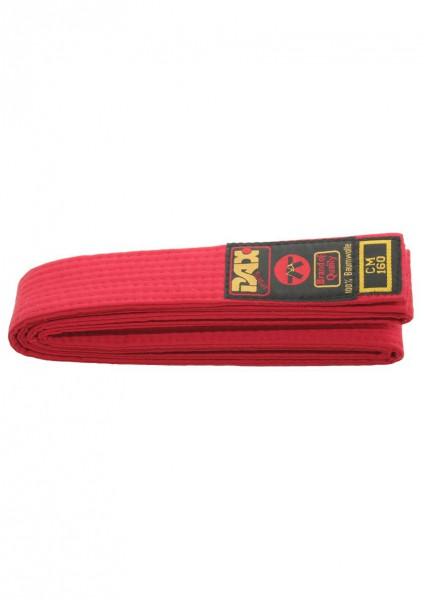 DAX Wettkampfzusatzgürtel - rot