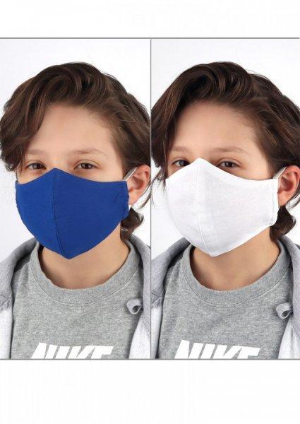 Kinder-Gesichtsmaske - Mund- und Nasenabdeckung - SET