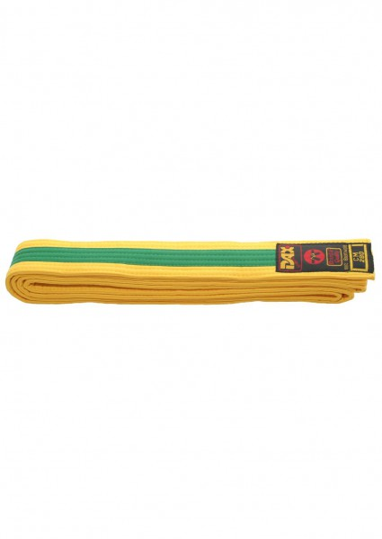 DAX Gürtel - gelb/grün