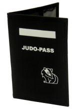 DAX - Hülle für den Judo-Pass - schwarz