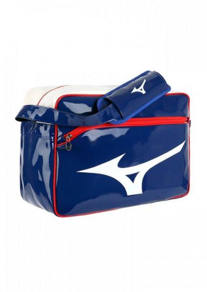 MIZUNO Enamel Bag, blau-weiss-rot