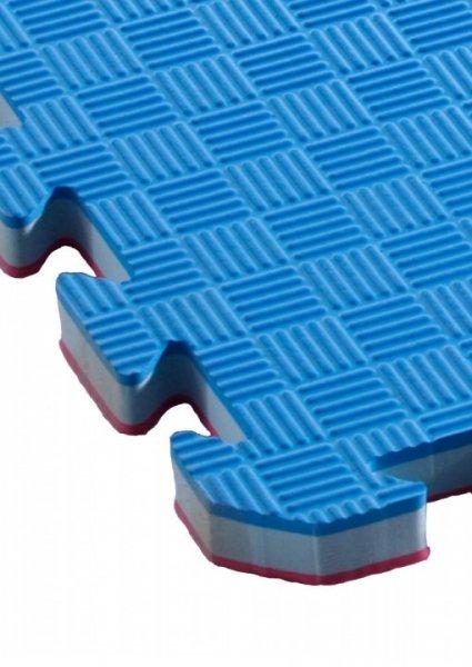 "Puzzlematten ""STANDARD"" rot/blau - 20mm"