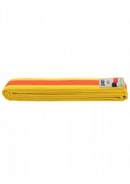 DAX Gürtel - gelb/orange