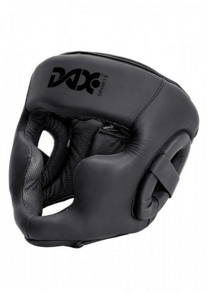 BLACK LINE Kopfschutz DAX Rebound Sparring, schwarz