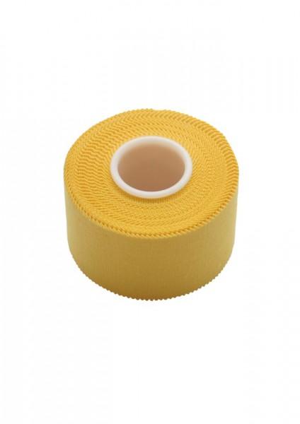 Sporttape 3,8 cm breit - gelb