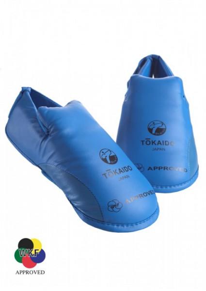 TOKAIDO Fußschutz - blau - WKF approved
