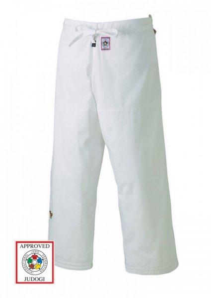 Judo Hose, MIZUNO YUSHO, Made in Japan, weiß, IJF